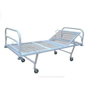 Кровать функциональная  двухсекционная с регулируемым подголовником
