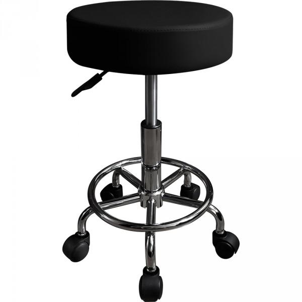 Табурет медицинский без спинки  с увеличенной толщиной сидения