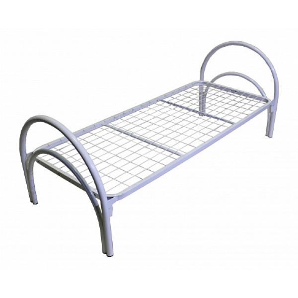 Кровать для медучреждений - спинка две дуги