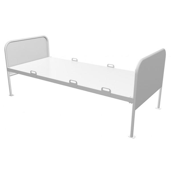Кровать металлическая  для психиатрических учреждений