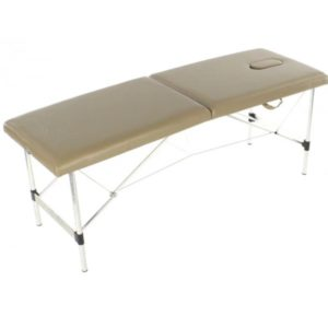 Алюминиевый складной массажный стол