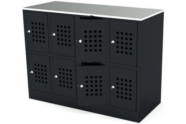 Сумочный шкаф на 8 ячеек в Казани по цене 16585 руб