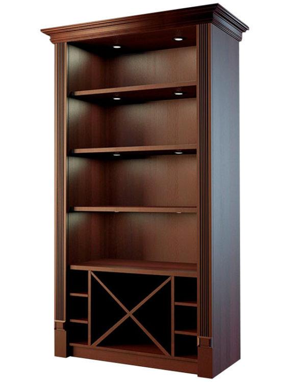 Шкаф для алкоголя с комбинированными секциями LD 004