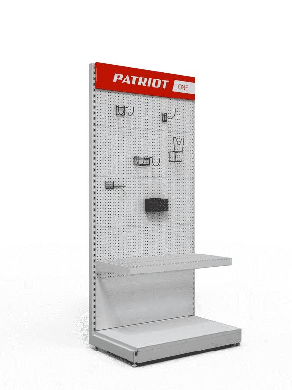 Брендированный стеллаж Patriot
