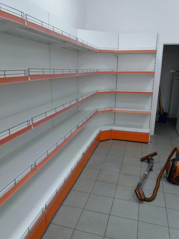 Стеллаж угловой внутренний угловой в Казани по цене 5995 руб