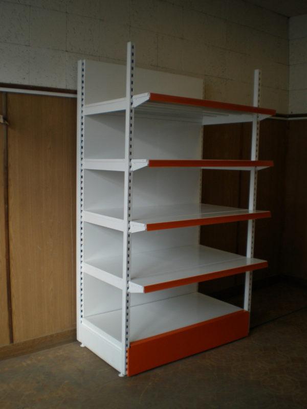 Стеллаж пристенный с передней стойкой пристенный в Казани по цене 8030 руб