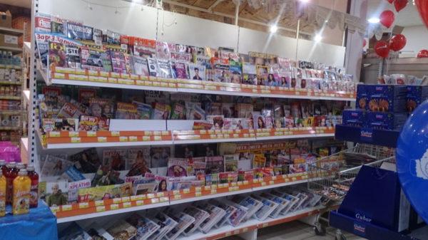 Стеллаж для журналов пристенный для прессы в Казани по цене 12100 руб