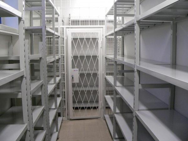 Стеллаж складской металлический в Казани по цене 6320 руб