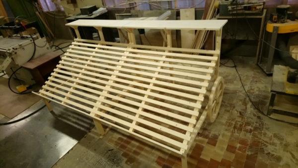 Стол для хлеба крайний в Казани по цене 7296 руб