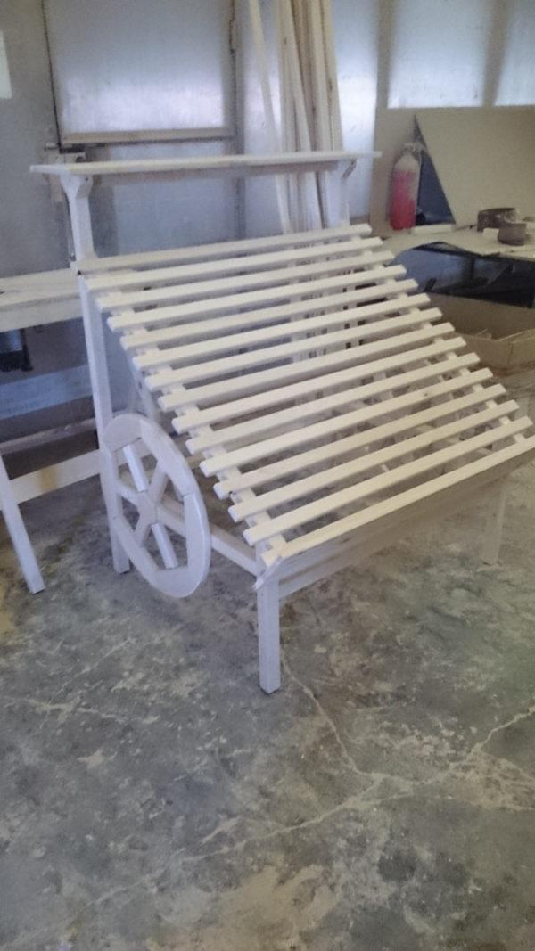 Стол для хлеба крайний