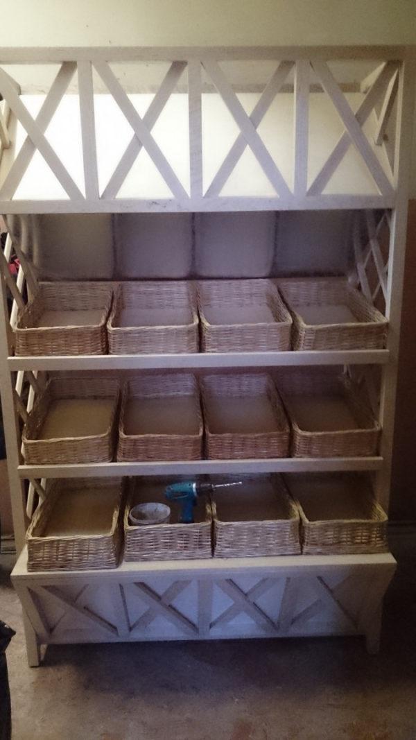 Стеллаж для хлеба - шкаф в Казани по цене 38628 руб
