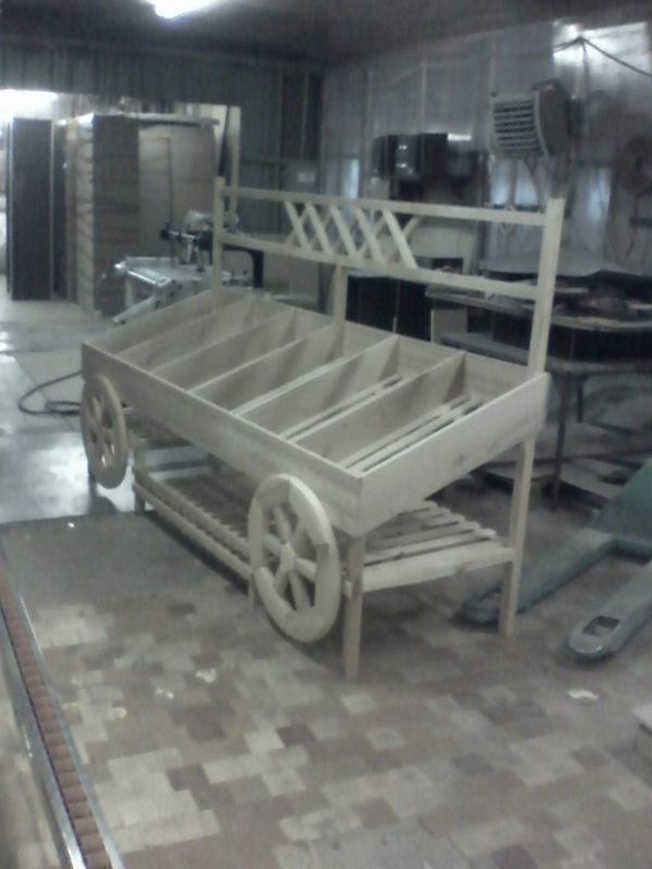 Развал для овощей и фруктов с накопителем в Казани по цене 26032 руб