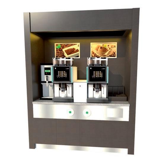 Стойка для кофе «Евромаркет-Макси»