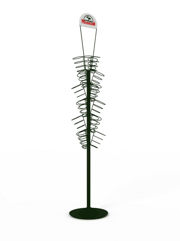 Брендированная стойка-дерево
