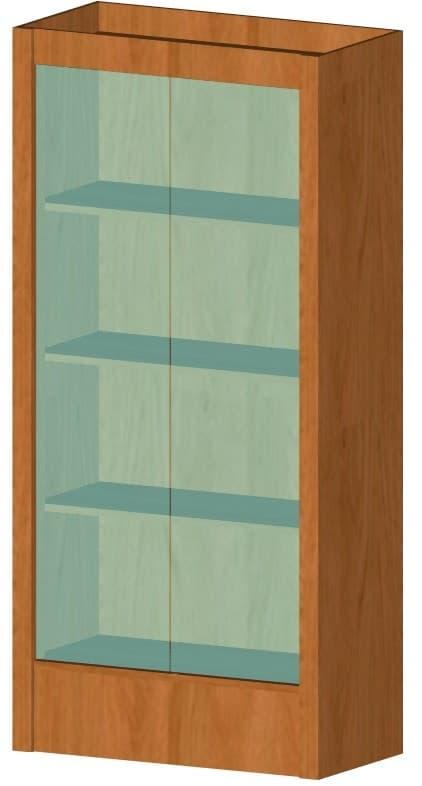 Винный шкаф-стеллаж эконом