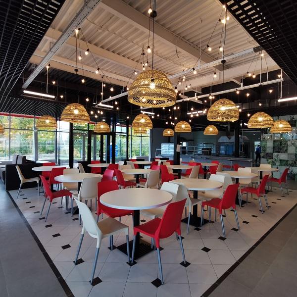 Татспиртпром Алкоторг кафе-столовая для сотрудников