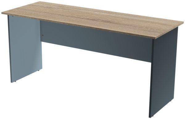 Офисные столы для персонала: Стол рабочий ЛДСП многоцветный