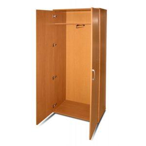 Шкафы гардеробные в офис